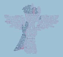 My Little Pony - Twilight Sparkle Typography Kids Tee