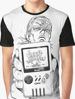 """""""King One Punch Man"""" Graphic T-Shirt"""