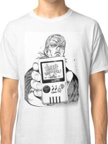 """King One Punch Man"" Classic T-Shirt"