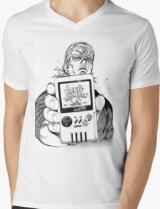 """King One Punch Man"" Mens V-Neck T-Shirt"
