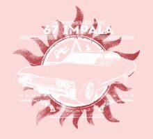 67 Impala  Baby Tee