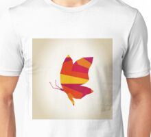 Abstract the butterfly2 Unisex T-Shirt
