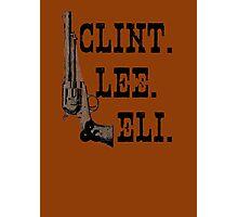 Clint Lee Eli Photographic Print