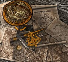 Old World Travel  by Gypsykiss