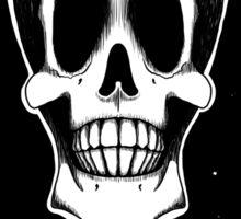 Manny Calavera (Stack's Skull Sunday) Sticker