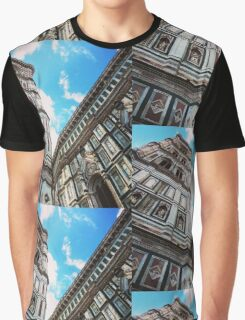 Giotto Tower Graphic T-Shirt