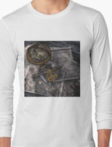 Old World Travel 2 Long Sleeve T-Shirt
