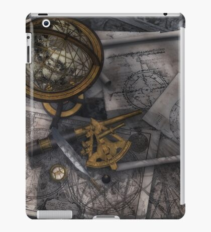 Old World Travel 2 iPad Case/Skin
