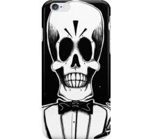 Manny Calavera (Stack's Skull Sunday) iPhone Case/Skin