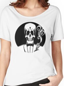 Manny Calavera (Stack's Skull Sunday) Women's Relaxed Fit T-Shirt