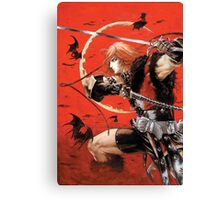 Simon Belmont Canvas Print