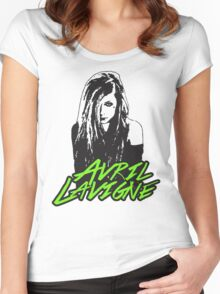 BLACK STAR Women's Fitted Scoop T-Shirt