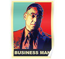 "Breaking Bad: Gus Fring ""Business Man"" Poster"