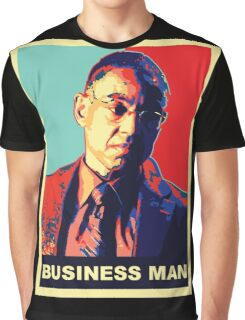 "Breaking Bad: Gus Fring ""Business Man"" Graphic T-Shirt"