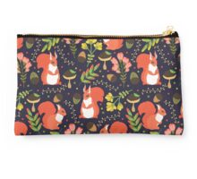 Squirrels Studio Pouch