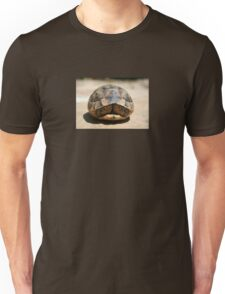 Tortoise Hiding In Its Shell  Unisex T-Shirt