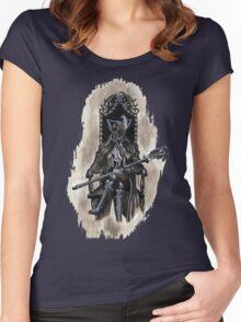 An Honest Death  Women's Fitted Scoop T-Shirt