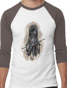 An Honest Death  Men's Baseball ¾ T-Shirt