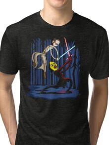 Adventure Wars Tri-blend T-Shirt