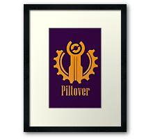 Piltover Framed Print