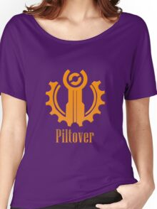 Piltover Women's Relaxed Fit T-Shirt