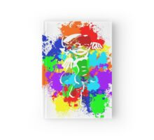Inkling Callie - Splatter v2 Hardcover Journal
