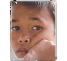 Khymer Boat Boy iPad Case/Skin