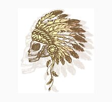 Native American Indian chief headdress Unisex T-Shirt