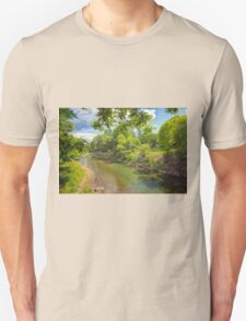 A Tranquil River Unisex T-Shirt