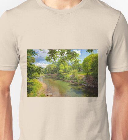 A Tranquil River Unisex T-Shirt