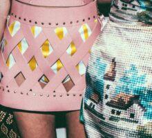 "London Fashion Week ""Hips"" Sticker"