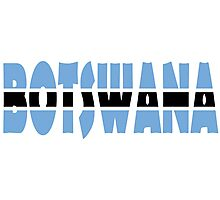 Botswana Photographic Print