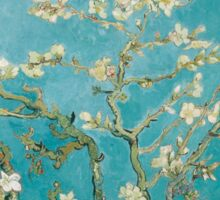 Vincent van Gogh - Branches of an Almond Tree in Blossom Sticker