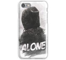 Alone iPhone Case/Skin