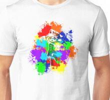 Inkling Marie - Splatter v2 Unisex T-Shirt