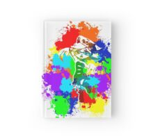 Inkling Marie - Splatter v2 Hardcover Journal