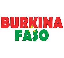 Burkina Faso Photographic Print