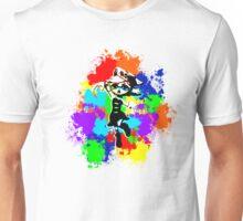 Inkling Marie - Splatter  Unisex T-Shirt
