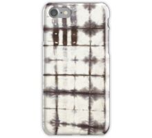 Shibori Coolness iPhone Case/Skin