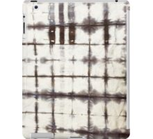 Shibori Coolness iPad Case/Skin