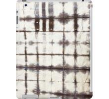 Shibori Coolness iPad Case/Skin
