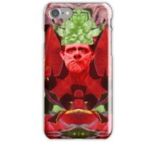 The Red King Suspects His Advisers of Plotting Against Him  iPhone Case/Skin
