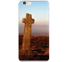 Old Ralph on the north York moors iPhone Case/Skin