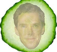 Benedict Cucumberbatch by sarahahurst