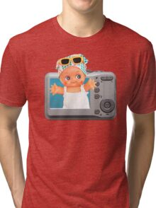 Bringing my pictures to life Tri-blend T-Shirt