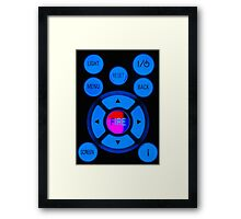 Fire! Framed Print