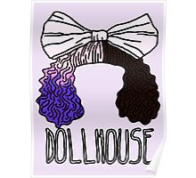 Dollhouse Hair Design  Poster