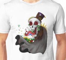 Skeletal Abstract Unisex T-Shirt