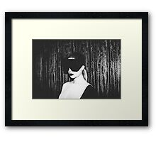 "London Fashion Week ""Stunners"" Framed Print"