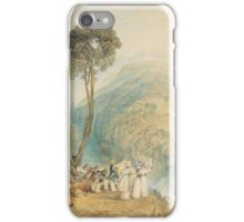 J. M. W. Turner Dartmouth Cove iPhone Case/Skin